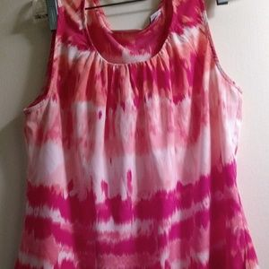 Spring Chicos blouse shirt sz0 small